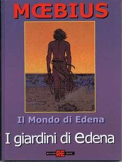Copertina MONDO DI EDENA n.3 - I GIARDINI DI EDENA, ALESSANDRO EDITORE