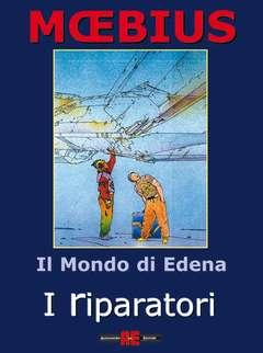 Copertina MONDO DI EDENA n.4 - I RIPARATORI, ALESSANDRO EDITORE