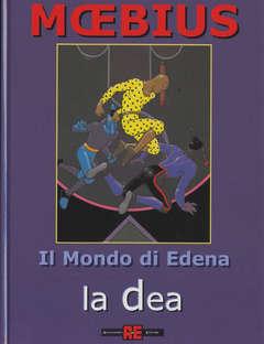 Copertina MONDO DI EDENA n.5 - LA DEA, ALESSANDRO EDITORE