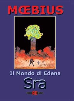 Copertina MONDO DI EDENA n.1 - SRA, ALESSANDRO EDITORE