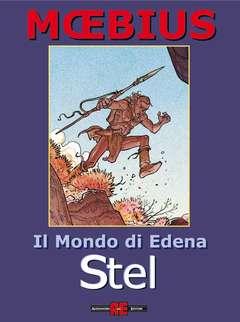 Copertina MONDO DI EDENA n.2 - STEL, ALESSANDRO EDITORE