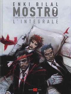 Copertina MOSTRO L'INTEGRALE n.0 - SONNO/32DIC/AP.PARIGI/QUATTRO, ALESSANDRO EDITORE