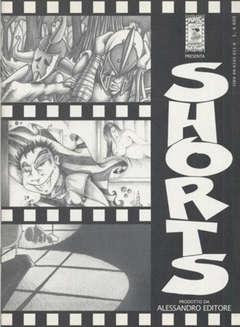 Copertina MOVIE COMICS PRESENTA n.2 - SHORTS DICEMBRE 1998, ALESSANDRO EDITORE