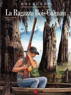 Copertina PASSEGGERI DEL VENTO n.7 - LA RAGAZZA BOIS-CAIMAN, ALESSANDRO EDITORE