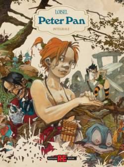 Copertina PETER PAN L'INTEGRALE n. - PETER PAN L'INTEGRALE, ALESSANDRO EDITORE