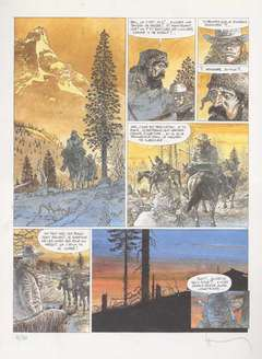 Copertina POSTER HERMANN n.7 - WILD BILL 30, ALESSANDRO EDITORE