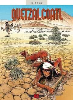 Copertina QUETZALCOATL M7 n.4 - IL DIO DEI CARAIBI, ALESSANDRO EDITORE