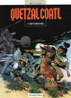 Copertina QUETZALCOATL M7 n.0 - QUETZALCOATL 1/7, ALESSANDRO EDITORE