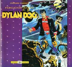 Copertina RACCONTARE DYLAN DOG n.7 - RACCONTARE DYLAN DOG, ALESSANDRO EDITORE