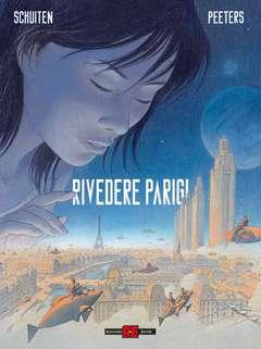 Copertina RIVEDERE PARIGI n.1 - RIVEDERE PARIGI 1, ALESSANDRO EDITORE