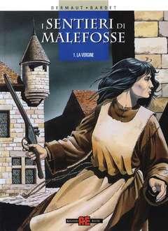 Copertina SENTIERI DI MALEFOSSE n.1 - LA VERGINE, ALESSANDRO EDITORE