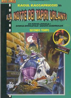 Copertina SERIE COMPLETE ALESSANDRO n.5 - NOTTE DEI TAPIRI URLANTI 1/2, ALESSANDRO EDITORE