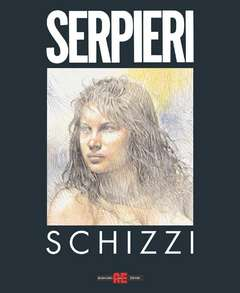 Copertina SERPIERI n.3 - DRUUNA SCHIZZI, ALESSANDRO EDITORE