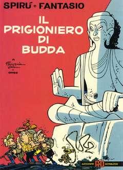 Copertina SPIROU E FANTASIO n.1 - IL PRIGIONIERO DI BUDDA, ALESSANDRO EDITORE