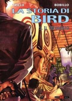 Copertina STORIA DI BIRD n.1 - IL TATUAGGIO, ALESSANDRO EDITORE
