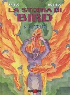 Copertina STORIA DI BIRD n.3 - VOLTO, ALESSANDRO EDITORE