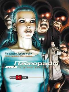 Copertina TECNOPADRI n.7 - GIOCO PERFETTO, ALESSANDRO EDITORE