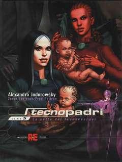 Copertina TECNOPADRI n.5 - LA SETTA DEI TECNOVESCOVI, ALESSANDRO EDITORE