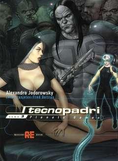 Copertina TECNOPADRI n.3 - PLANETA GAMES, ALESSANDRO EDITORE