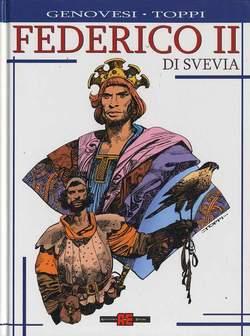 Copertina TOPPI n.1 - FEDERICO II DI SVEVIA, ALESSANDRO EDITORE
