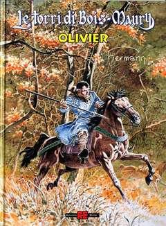 Copertina TORRI DI BOIS-MAURY n.10 - OLIVIER, ALESSANDRO EDITORE
