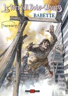 Copertina TORRI DI BOIS-MAURY n.1 - BABETTE, ALESSANDRO EDITORE