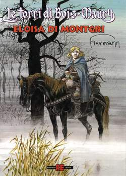 Copertina TORRI DI BOIS-MAURY n.2 - ELOISA DI MONTGRI, ALESSANDRO EDITORE