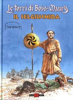 Copertina TORRI DI BOIS-MAURY n.8 - SELGIUCHIDA, ALESSANDRO EDITORE