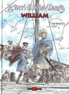 Copertina TORRI DI BOIS-MAURY n.7 - WILLIAM, ALESSANDRO EDITORE