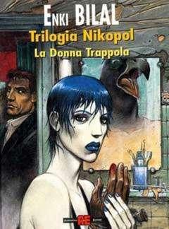 Copertina TRILOGIA NIKOPOL n.2 - DONNA TRAPPOLA, ALESSANDRO EDITORE