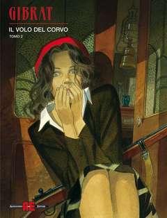 Copertina VOLO DEL CORVO n.2 - IL VOLO DEL CORVO 2, ALESSANDRO EDITORE