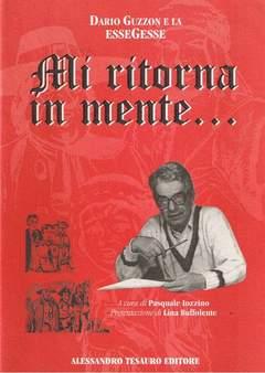 Copertina ARCHIVIO COMICS n.13 - MI RITORNA IN MENTE ..., ALESSANDRO TESAURO