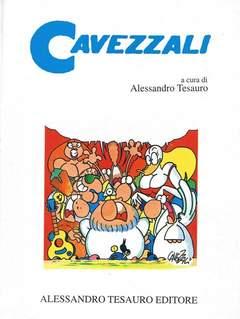 Copertina ARCHIVIO COMICS n.6 - CAVEZZALI, ALESSANDRO TESAURO