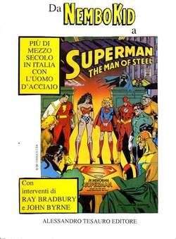 Copertina ARCHIVIO COMICS n.1 - DA NEMBO KID A SUPERMAN, ALESSANDRO TESAURO