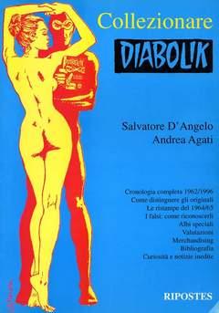 Copertina COLLEZIONARE DIABOLIK n. - COLLEZIONARE DIABOLIK, ALESSANDRO TESAURO