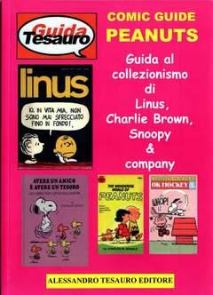 Copertina COMIC GUIDE n.4 - 2010 - PEANUTS: SPECIALE 60 ANNI, ALESSANDRO TESAURO