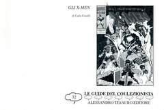 Copertina GUIDE DEL COLLEZIONISTA n.32 - X-MEN, ALESSANDRO TESAURO