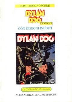 Copertina GUIDE DEL COLLEZIONISTA n.3 - DYLAN DOG, ALESSANDRO TESAURO