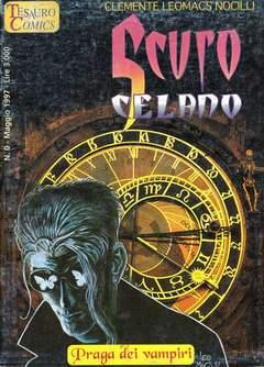 Copertina SCURO CELANO n. - SCURO CELANO, ALESSANDRO TESAURO