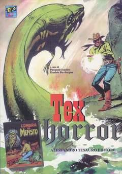 Copertina TEX HORROR n. - TEX HORROR, ALESSANDRO TESAURO