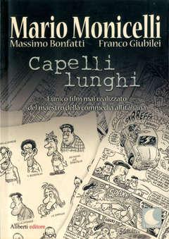 Copertina CAPELLI LUNGHI n. - CAPELLI LUNGHI, ALIBERTI EDITORE