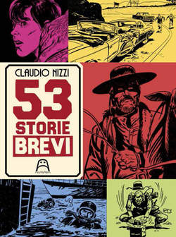 Copertina 53 STORIE BREVI n. - 53 STORIE BREVI, ALLAGALLA EDITORE