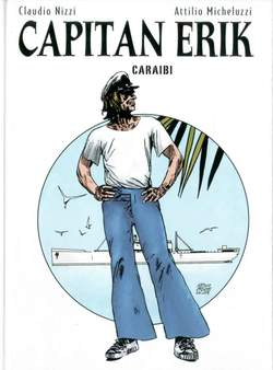 Copertina CAPITAN ERIK n.3 - CARAIBI, ALLAGALLA EDITORE