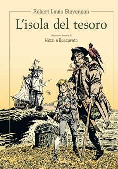 Copertina I Classici n.1 - L'isola del tesoro, ALLAGALLA EDITORE