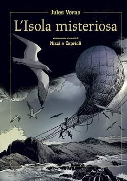 Copertina ISOLA MISTERIOSA n. - L'ISOLA MISTERIOSA, ALLAGALLA EDITORE