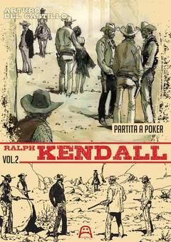 Copertina RALPH KENDALL n.2 - PARTITA A POKER, ALLAGALLA EDITORE