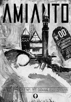 Copertina AMIANTO n.0 - AMIANTO , AMIANTO COMICS