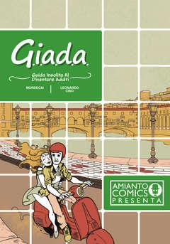 Copertina AMIANTO COMICS PRESENTA n. - G.I.A.D.A. - Guida Insolita Al Diventare Adulti, AMIANTO COMICS