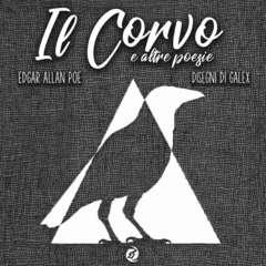 Copertina REFLUSSO n. - IL CORVO E ALTRE POESIE, AMIANTO COMICS