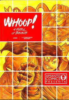 Copertina WHOOP! A FISTFUL OF BANANAS n. - WHOOP! A FISTFUL OF BANANAS, AMIANTO COMICS